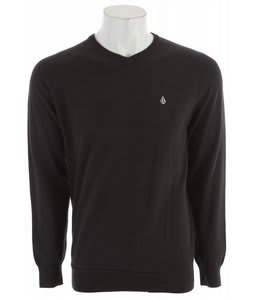 Volcom Standard Sweater Black