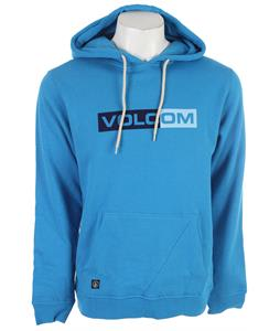 Volcom Standards Pullover Hoodie Electric Blue