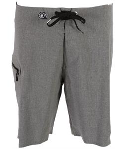 Volcom Static Mod Boardshorts Gunmetal Grey