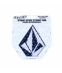 Volcom Stone Spike Rubber Stomp Pad Black