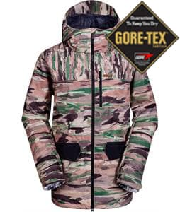 Volcom Stone Gore-Tex Snowboard Jacket Camouflage