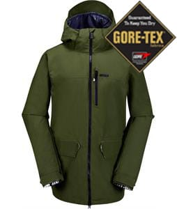 Volcom Stone Gore-Tex Snowboard Jacket Forest