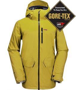 Volcom Stone Gore-Tex Snowboard Jacket Mustard