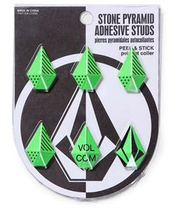 Volcom Stone Studs Stomp Pad Electric Green