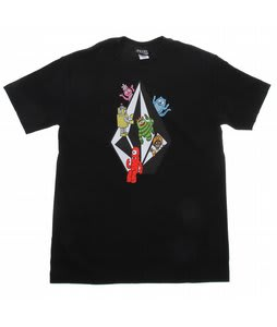 Volcom Stone T-Shirt Black