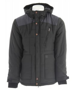 Volcom Stone Rise Jacket Black