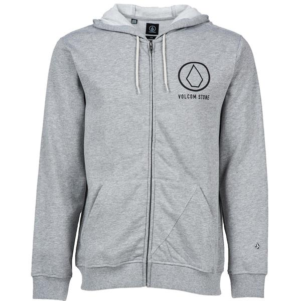 Volcom Stray Dog Zip Up Hoodie
