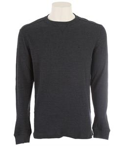 Volcom Streight L/S Thermal Black