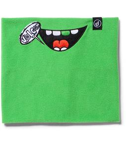 Volcom Strike Neckbank Neck Gaiter Electric Green