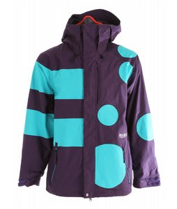 Volcom Stryper Snowboard Jacket Purple