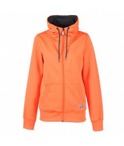 Volcom Studio Basic Hydro Zip Hoodie Crimson