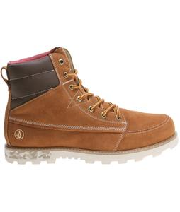 Volcom Sub Zero Boots Vintage Brown
