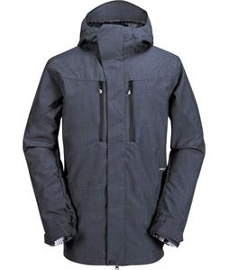 Volcom Superior TDS Snowboard Jacket Charcoal