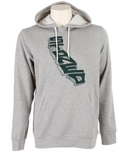 Volcom Tapped Pullover Hoodie Heather Grey
