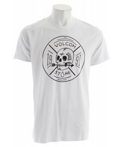 Volcom Territorial T-Shirt White