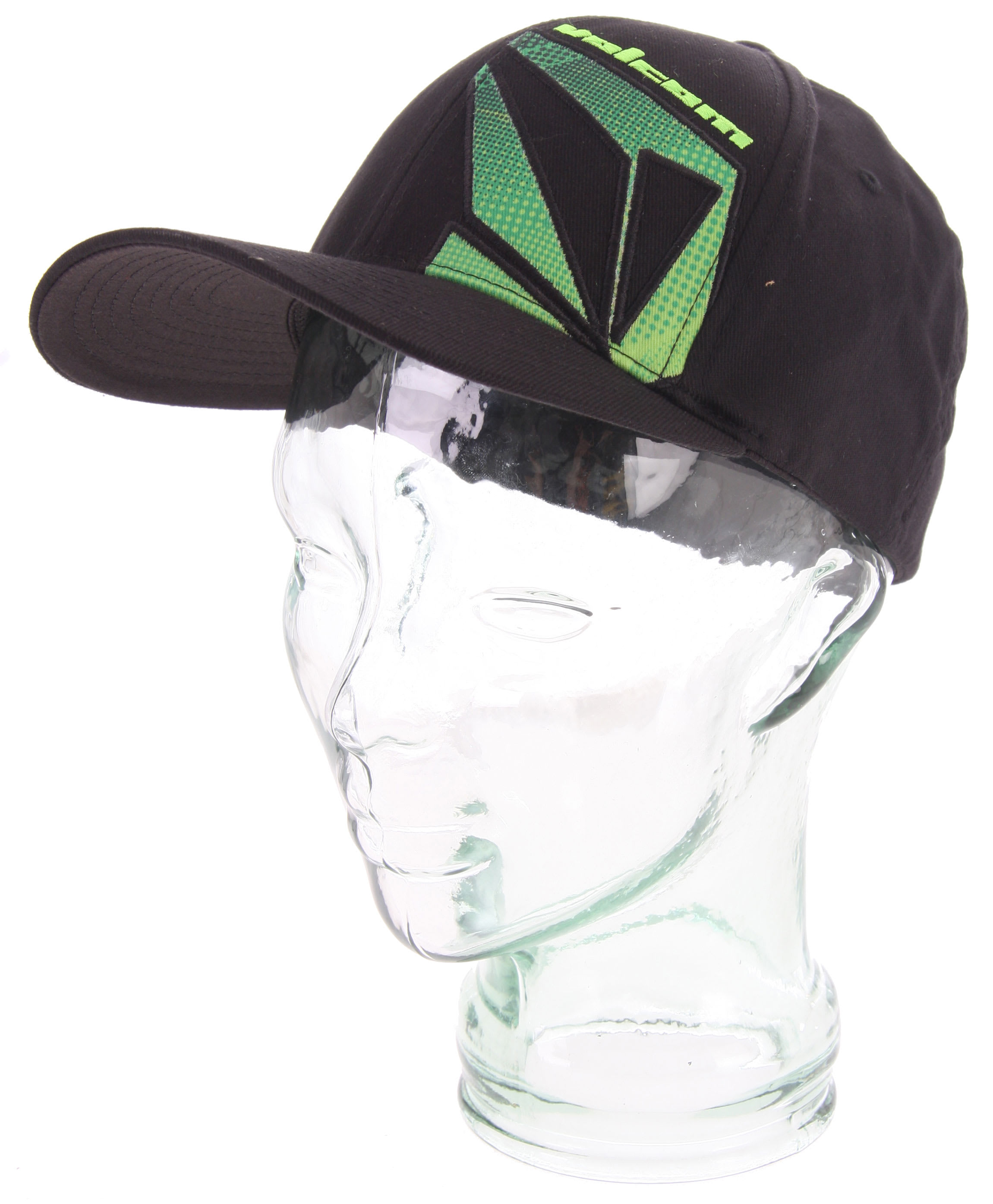 Shop for Volcom The Alt Transplant 6277 Hat Black - Men's