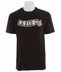 Volcom The Pistol T-Shirt Black