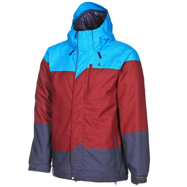 Volcom Threes Insulated Snowboard Jacket
