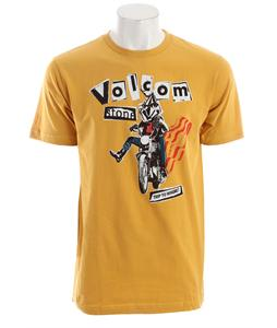 Volcom Trip To Nowhere T-Shirt Curry