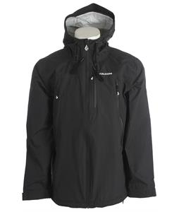Volcom Two Point Five Softshell Snowboard Jacket Black