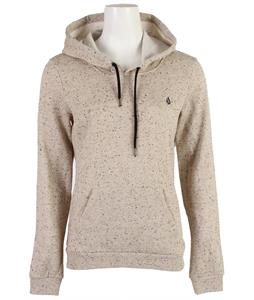 Volcom Up In The Nub P/O Hoodie Oatmeal