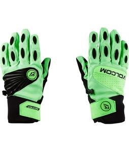 Volcom USSTC Pipe Gloves Electric Green