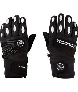 Volcom USSTC Pipe Gloves White