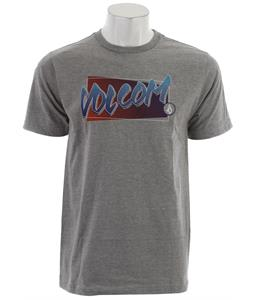 Volcom V Core T-Shirt Heather Grey