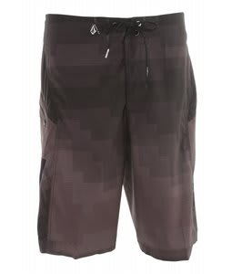 Volcom V6S Pixelater Boardshorts Black