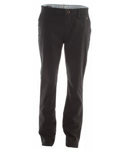 Volcom Vapato Chino Pants Black