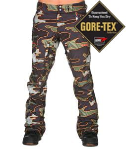 Volcom V-Bird Gore-Tex Snowboard Pants Military Camo