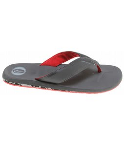 Volcom Vector Creedlers Sandals Pewter