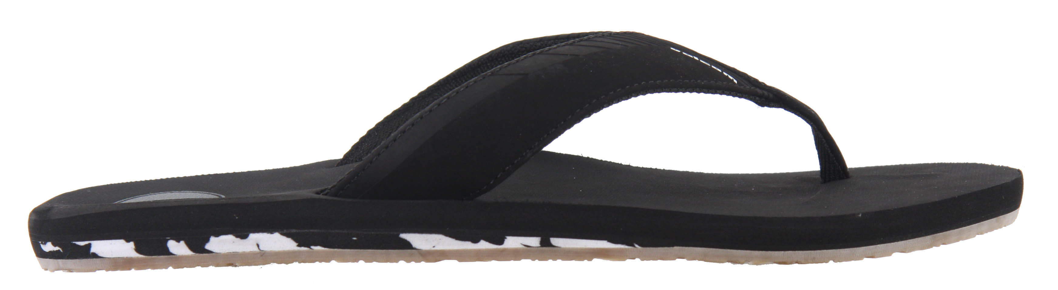Volcom Vector Creedlers Sandals Black - Men's