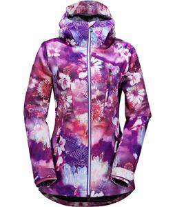 Volcom Velocity Snowboard Jacket Blurred Violet