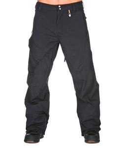 Volcom Ventral Snowboard Pants Black