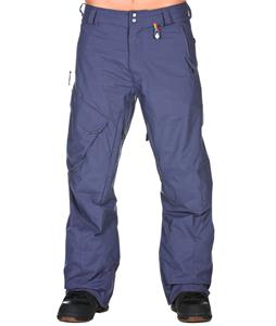 Volcom Ventral Snowboard Pants Charcoal