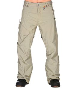 Volcom Ventral Snowboard Pants Moss