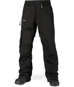 Volcom Ventral Snowboard Pants Black