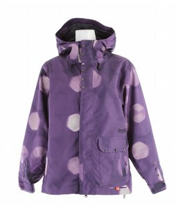 Volcom Ville Jacket Purple Flash