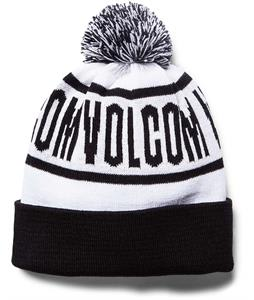 Volcom Volcom Roll Over Beanie White