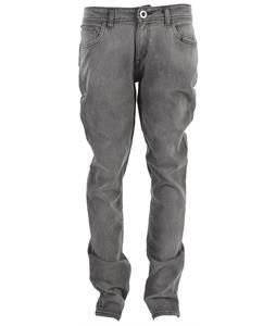 Volcom Vorta Jeans Bleach Ash