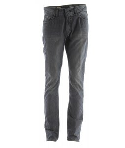 Volcom Vorta Jeans Dollin Black