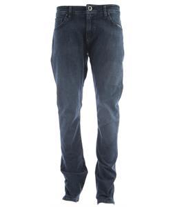 Volcom Vorta Jeans High Time Blue