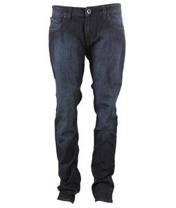 Volcom Vorta Jeans Wrecked Indigo
