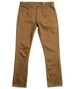 Volcom Vorta 5 Pocket Slub Pants