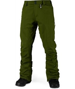 Volcom Wall Snowboard Pants Forest