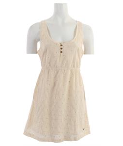Volcom Wandering Eyes Dress Cream