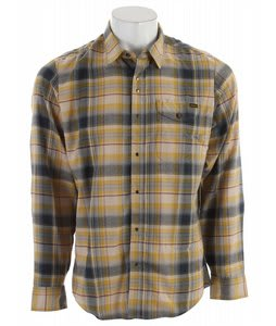 Volcom Wanton L/S Shirt Gold