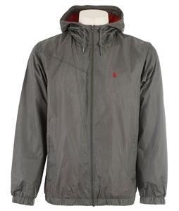 Volcom Watch Out Jacket Slate Grey
