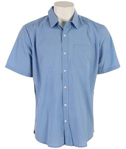 Volcom Weidoh Solid Shirt Marina Blue